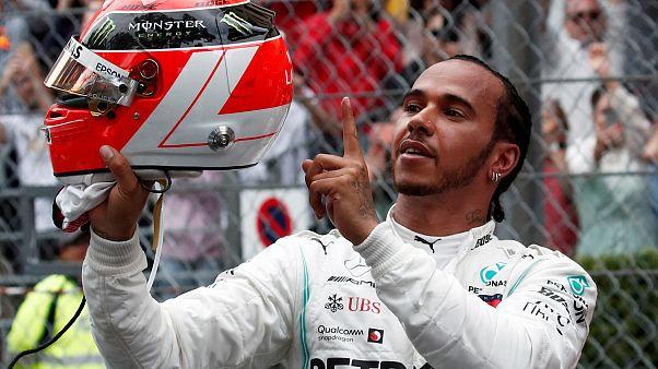 Formula 1: Πρώτος ο Φέτελ, νικητής ο Χάμιλτον