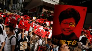 Governo de Hong Kong não cede a protestos