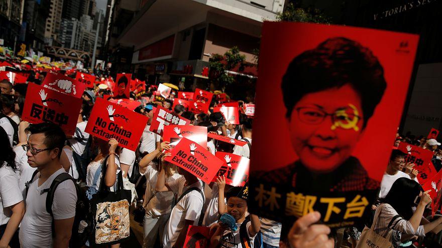 """Власти Гонконга """"за"""" экстрадицию"""