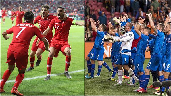 Türkiye A Milli Futbol Takımı İzlanda'da: Maç ne zaman, saat kaçta hangi kanalda?