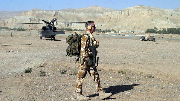 Yeni Zelandalı asker, Irak