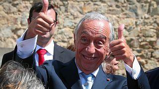Marcelo Rebelo de Sousa destaca sucessos portugueses e pede mais exigência