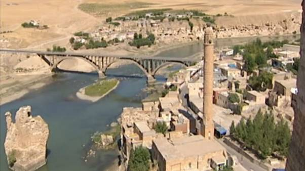 New dam on River Tigris threatens thousands of years of heritage in Turkey