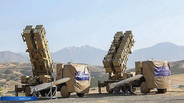 رونمایی ایران از پدافند موشکی یک روز پیش از ورود هایکو ماس به تهران
