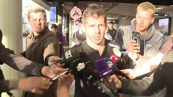"""İzlandalı spor muhabirlerinden """"fırçayı tutan ben değildim"""" savunması"""
