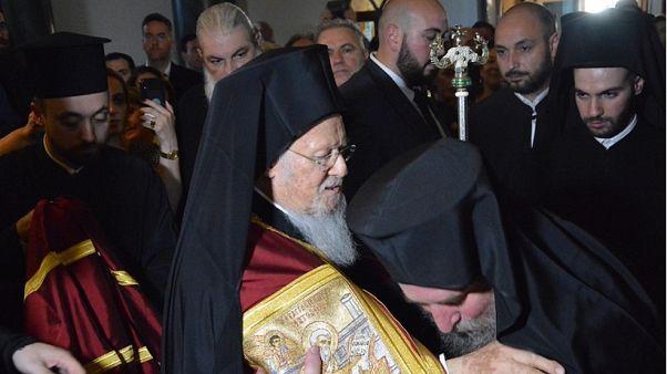 Αποστολή στην Κωνσταντινούπολη: Η ενθρόνιση του νέου ηγουμένου της Ιεράς Μονής Αγίας Τριάδος Χάλκης