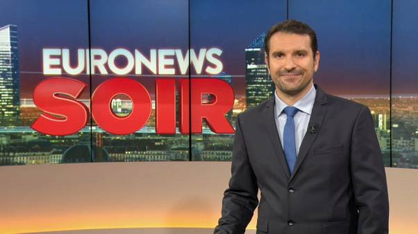 Euronews Soir : l'actualité du lundi 10 juin 2019