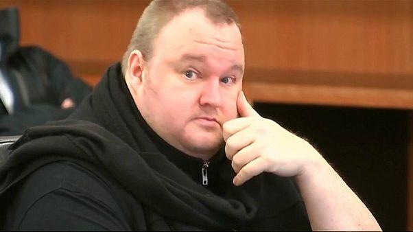 Deutscher Internet-Millionär Kim Dotcom wehrt sich gegen Auslieferung