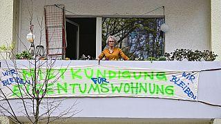 Berlin'de kira pahalılığına çözüm önerisi: 5 yıllığına kiralar dondurulacak