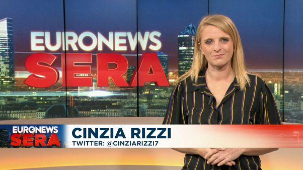 Euronews Sera | TG europeo, edizione di lunedì 10 giugno 2019