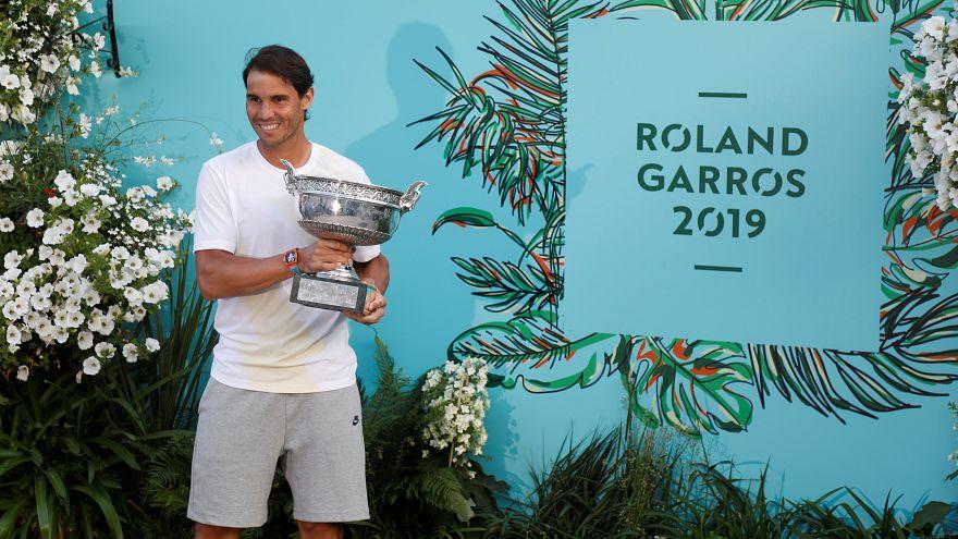 Rafa Nadal nem a rekordokra hajt