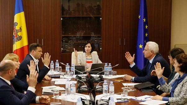 Молдавия ищет выход из кризиса