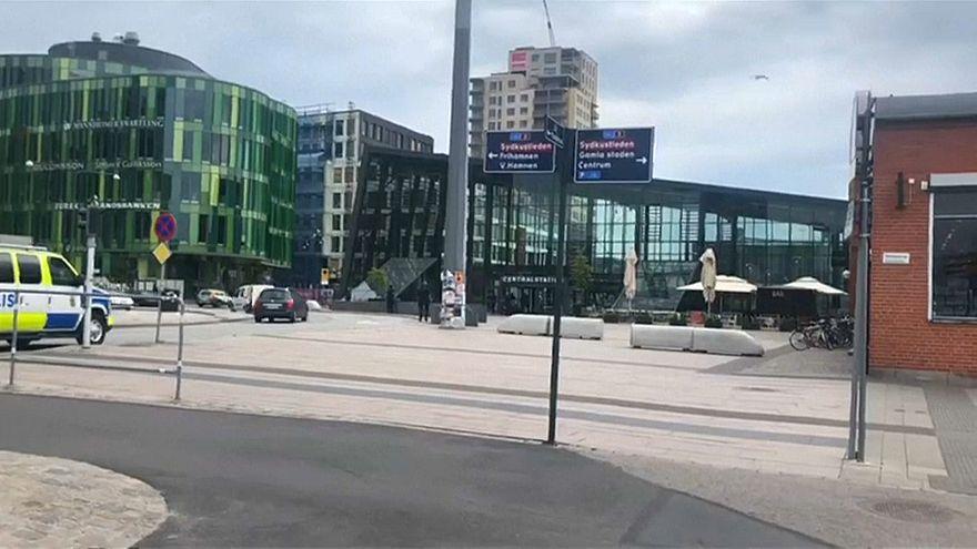 Von Polizei niedergeschossen - Mann wollte Malmöer Bahnhof sprengen