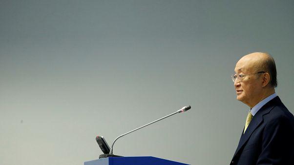 مدير الوكالة الدولية للطاقة الذرية