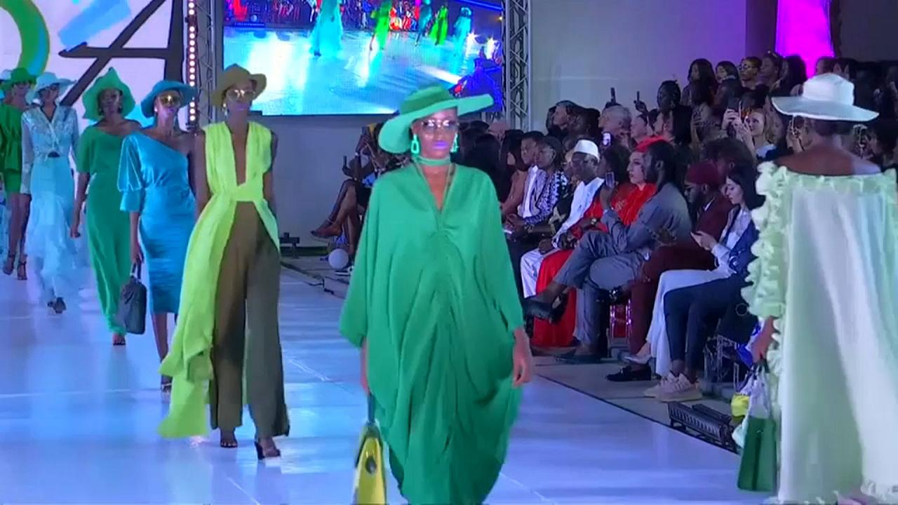 La fashion week di Dakar, protagonisti stilisti africani