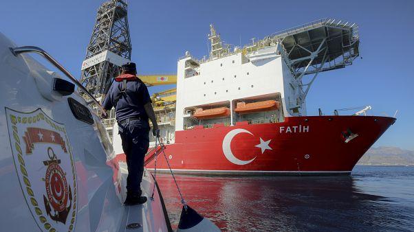 Türkiye'den Güney Kıbrıs yönetimine 'Fatih sondaj gemisi çalışanlarına tutuklama kararı' tepkisi