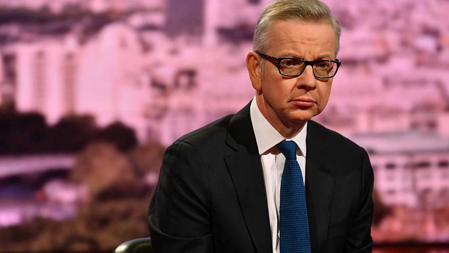 Michael Gove is 'in it to win it' as he lays down gauntlet to Boris Johnson