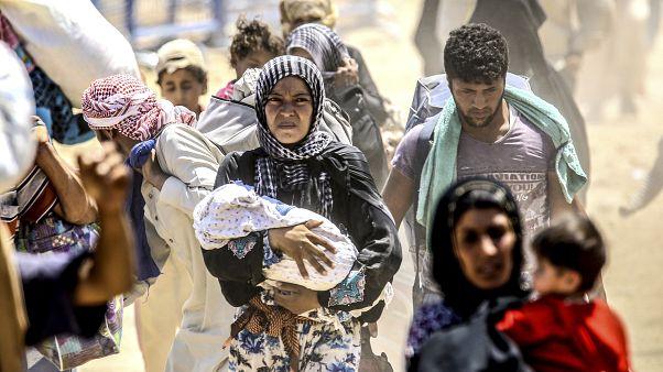 BM uyardı: İdlib'de çatışmalar yoğunlaşırsa 2 milyon Suriyeli Türkiye'ye sığınabilir