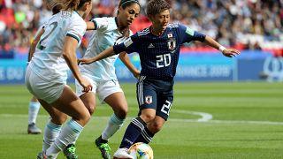 Le Japon tenu en échec lors de son entrée dans le Mondial féminin