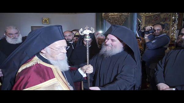 Bartolomeo chiede ai turchi la riapertura della scuola di Halki