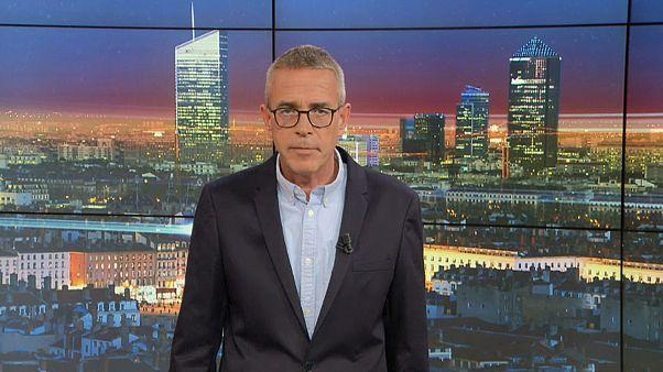 Euronews am Abend vom 10.06.2019
