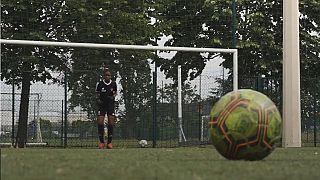 ЧМ по футболу среди женщин: девочки в Лионе мечтают о карьере футболистки
