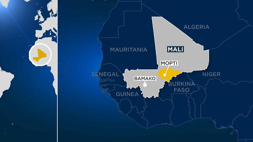 Massacre no Mali