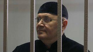 Оюб Титиев выходит на свободу