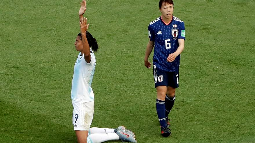 2019 Women's World Cup: Argentina secure first ever world cup point in 0-0 draw with Japan