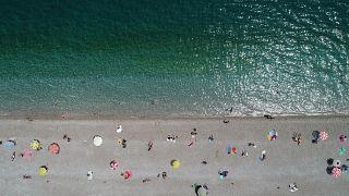 Antalya: Gazipaşa İlçe Meclisi'nden Suriyeli mültecilere plaj yasağı