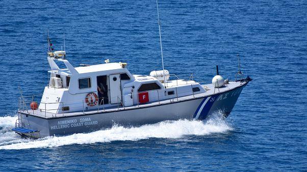 Migranti: naufragio al largo di Lesbo, sette morti