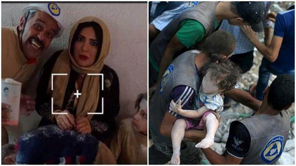 بين المأساة الحقيقية والكوميديا السورية