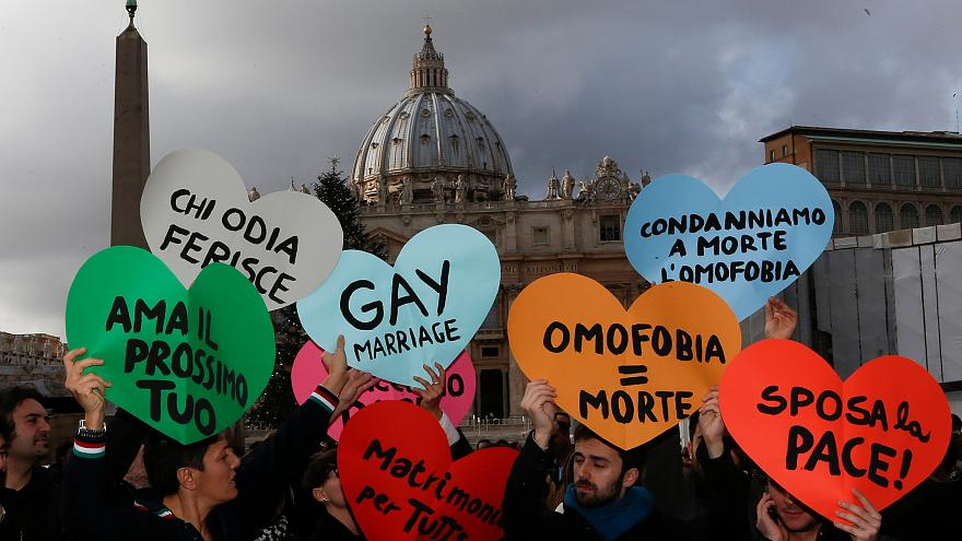 Catholic Church study says current gender theories 'move away from nature'