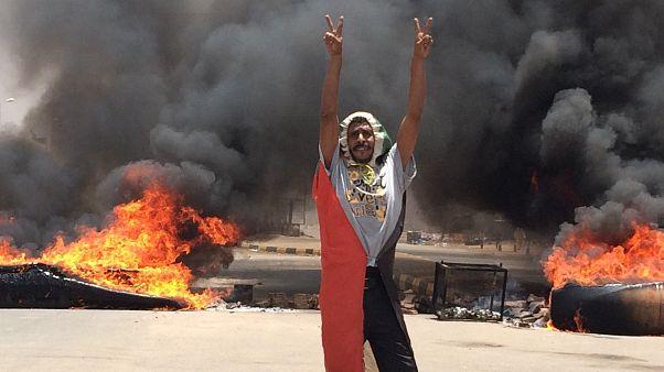 Nem hátrálnak a sztrájkolók Szudánban