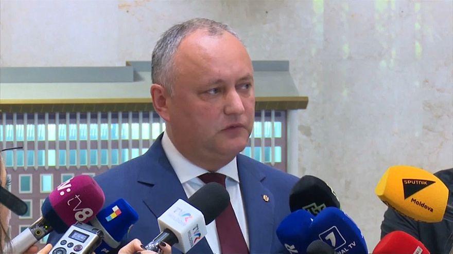 Moldawiens Präsident annuliert Dekret zur Auflösung der Regierung