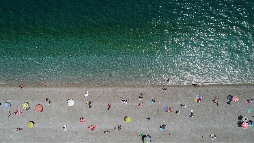 ورود پناهجویان سوری به ساحل یکی از شهرهای ترکیه ممنوع شد