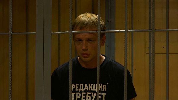 Принято решение о прекращении уголовного преследования Ивана Голунова