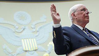 جون دين - مستشار البيت الأبيض في عهد الرئيس الأمريكي السابق نيكسون
