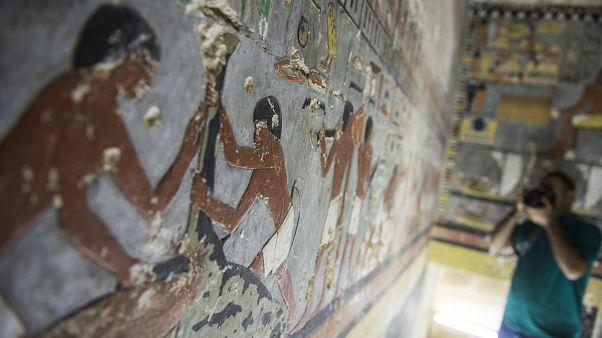 Ókori műkincsek elárverezését akadályozná meg Egyiptom