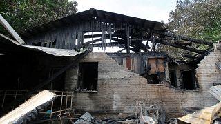 Смертельный пожар в Одессе