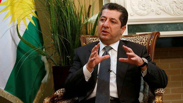 مسرور بارزانی، نخست وزیر اقلیم کردستان عراق
