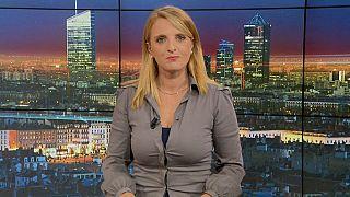 Euronews Sera   TG europeo, edizione di martedì 11 giugno 2019