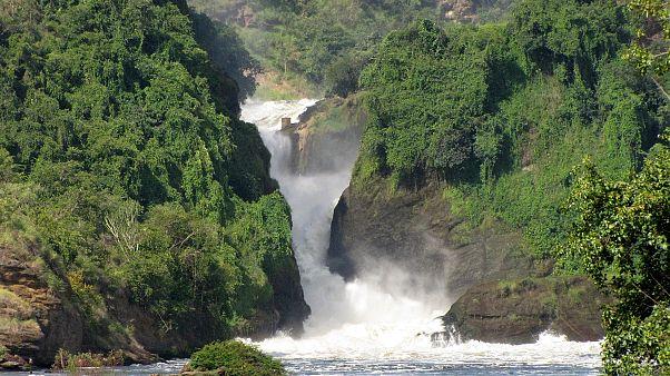 شلالات مورشيسون في أوغندا