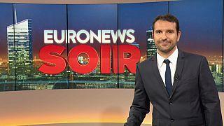 Euronews Soir : l'actualité du mardi 11 juin 2019