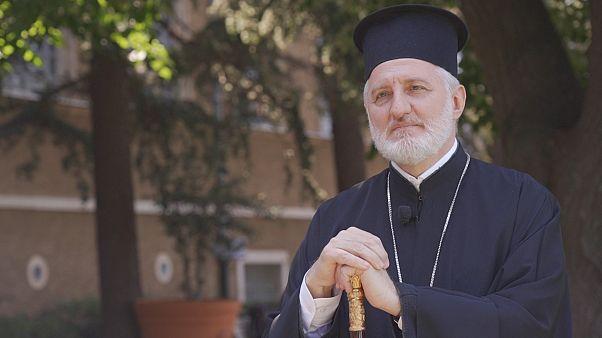 Ο Αρχιεπίσκοπος Αμερικής στο euronews: «Αφήνω την καρδιά μου στην Κωνσταντινούπολη»