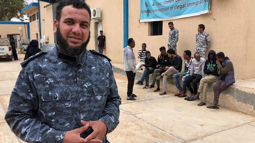 الهروب من ليبيا  .. معاينة للجرح الليبي المفتوح   Euronews
