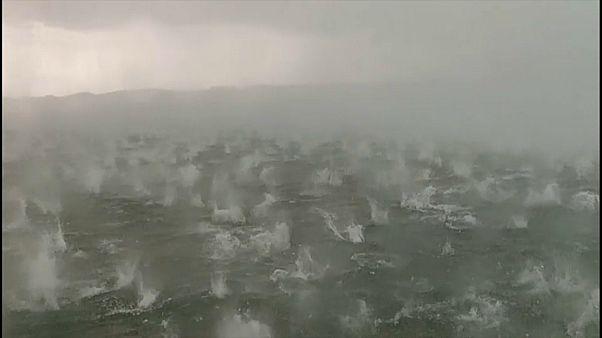 [Vídeo] Impresionante tormenta de granizo en Baviera