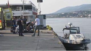 Трагедия у берегов Греции