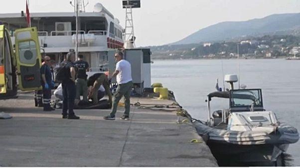 Pelo menos sete mortos em naufrágio perto de Lesbos