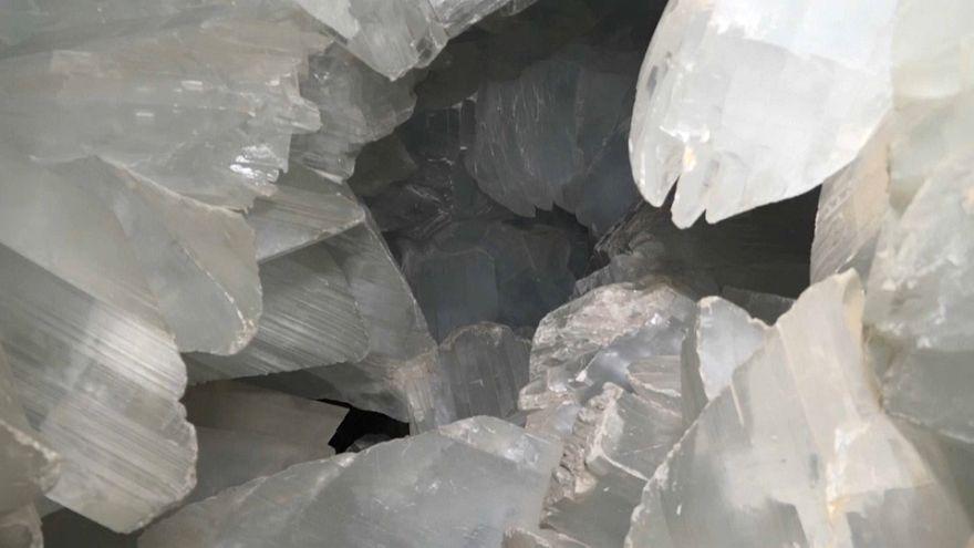 El tesoro de cristal de Almería se abre al público